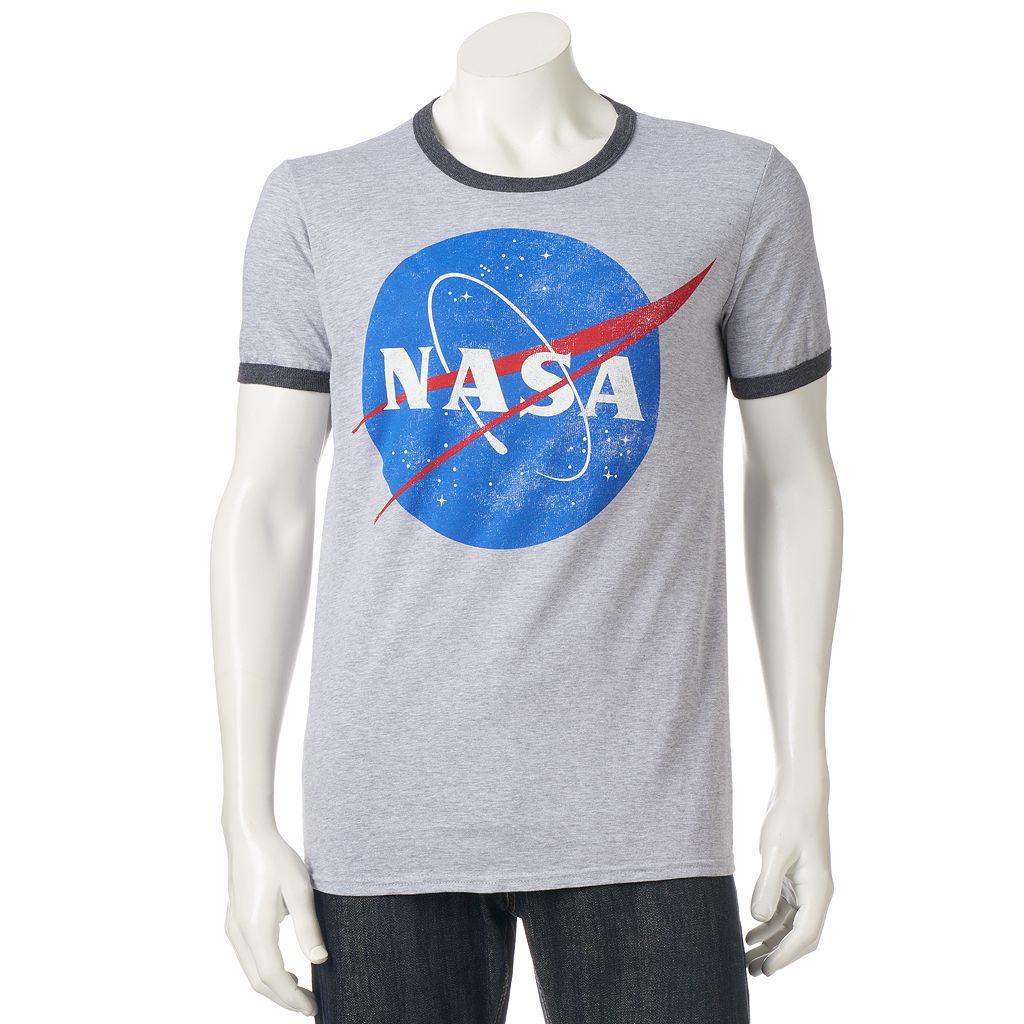 Men's NASA Logo Tee
