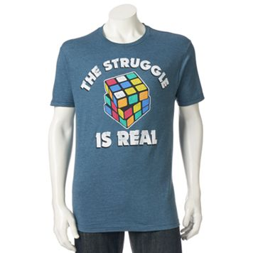 Men's Rubix Cube Tee