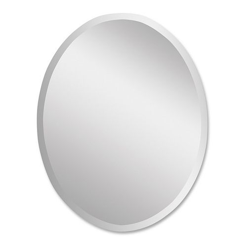 Vanity Oval Wall Mirror