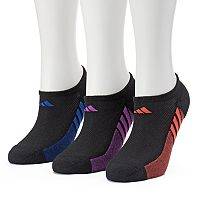 Women's adidas 3 pkclimacool Superlite No-Show Socks
