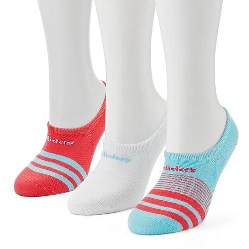 Women's adidas 3-pk. climalite Superlite Super No-Show Socks