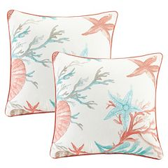 Madison Park Pacific Grove 2 pc Throw Pillow Set
