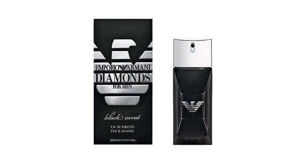 Emporio Armani Diamonds Black Carat Men S Cologne Eau De