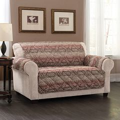 Innovative Textile Solutions Festive Loveseat Slipcover