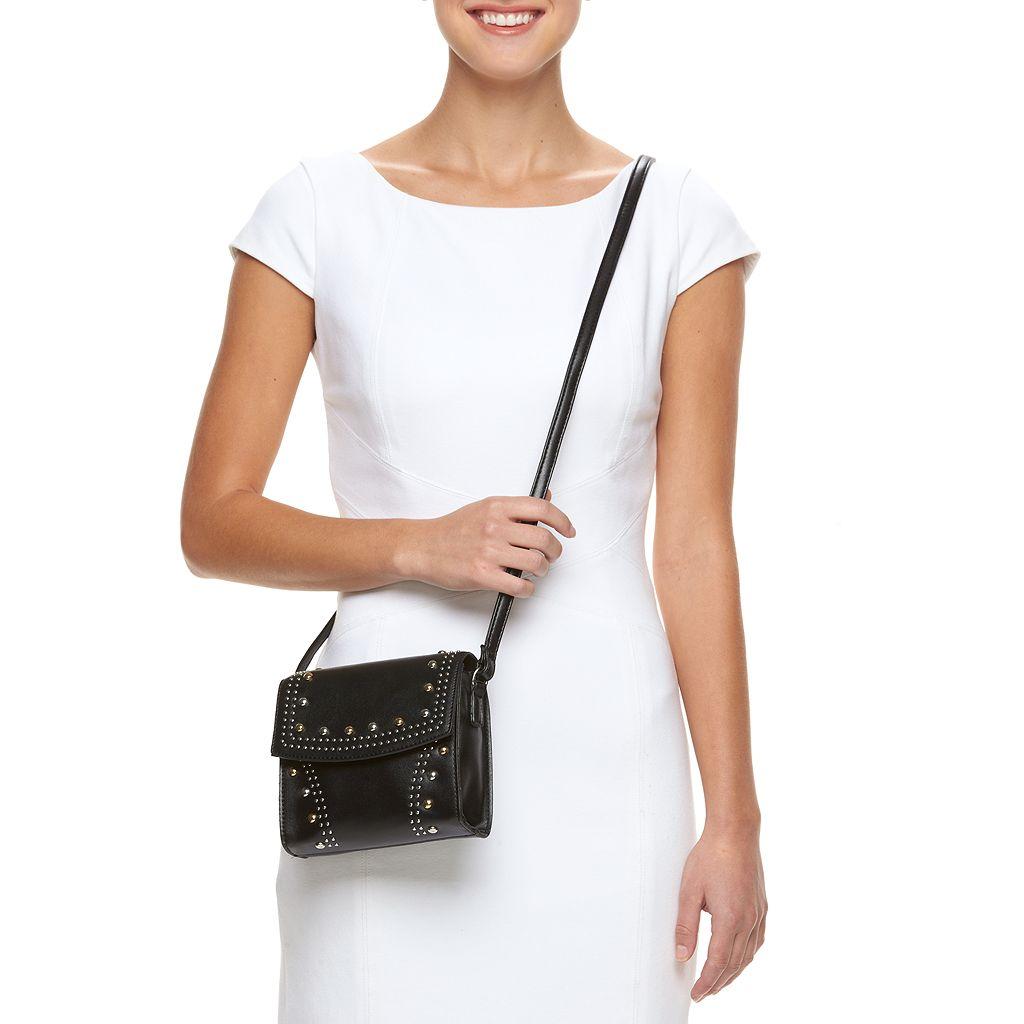 Olivia Miller Zia Studded Crossbody Bag