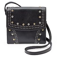 Olivia Miller Zia Studded Crossbody Bag