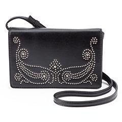 Olivia Miller Vania Western Studded Crossbody Bag