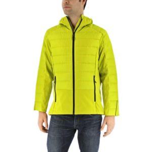 Men's adidas Hybrid Down Hooded Puffer Jacket