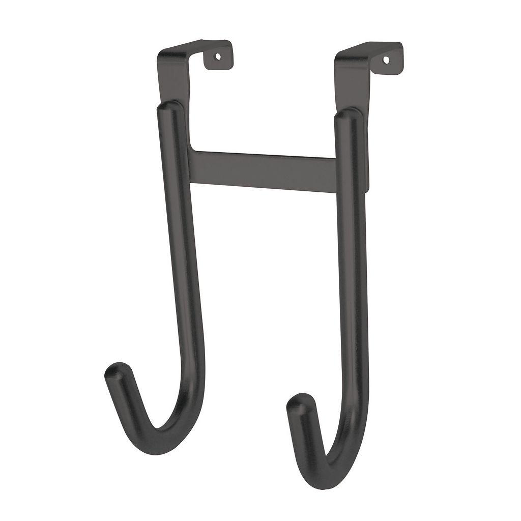 Home Basics Onyx Double Hook