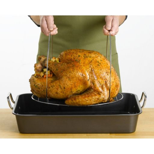 Betty Crocker Gourmet Nonstick Turkey Lifter