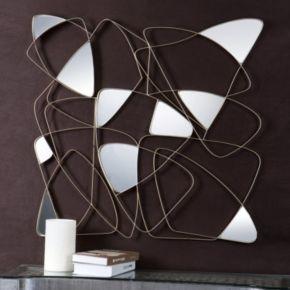 Oswin Modern Metal Wall Decor