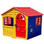 Play Pal Plastic Play Fun House