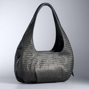 Simply Vera Vera Wang Sidekick Shoulder Bag