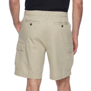 Men's Croft & Barrow® True Comfort Classic-Fit Stretch Cargo Shorts