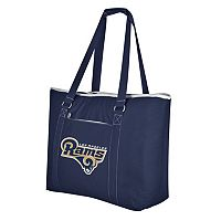 Picnic Time Los Angeles Rams Tahoe Insulated Cooler Tote