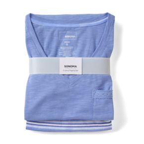 Women's SONOMA Goods for Life? Pajamas: Dreamy Nights Tee & Pants PJ Set