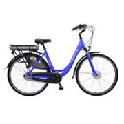 Hollandia Evado 3 Electric City 18-Inch Commuter Bicycle