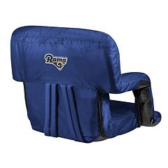 Picnic Time Los Angeles Rams Portable Reclining Seat