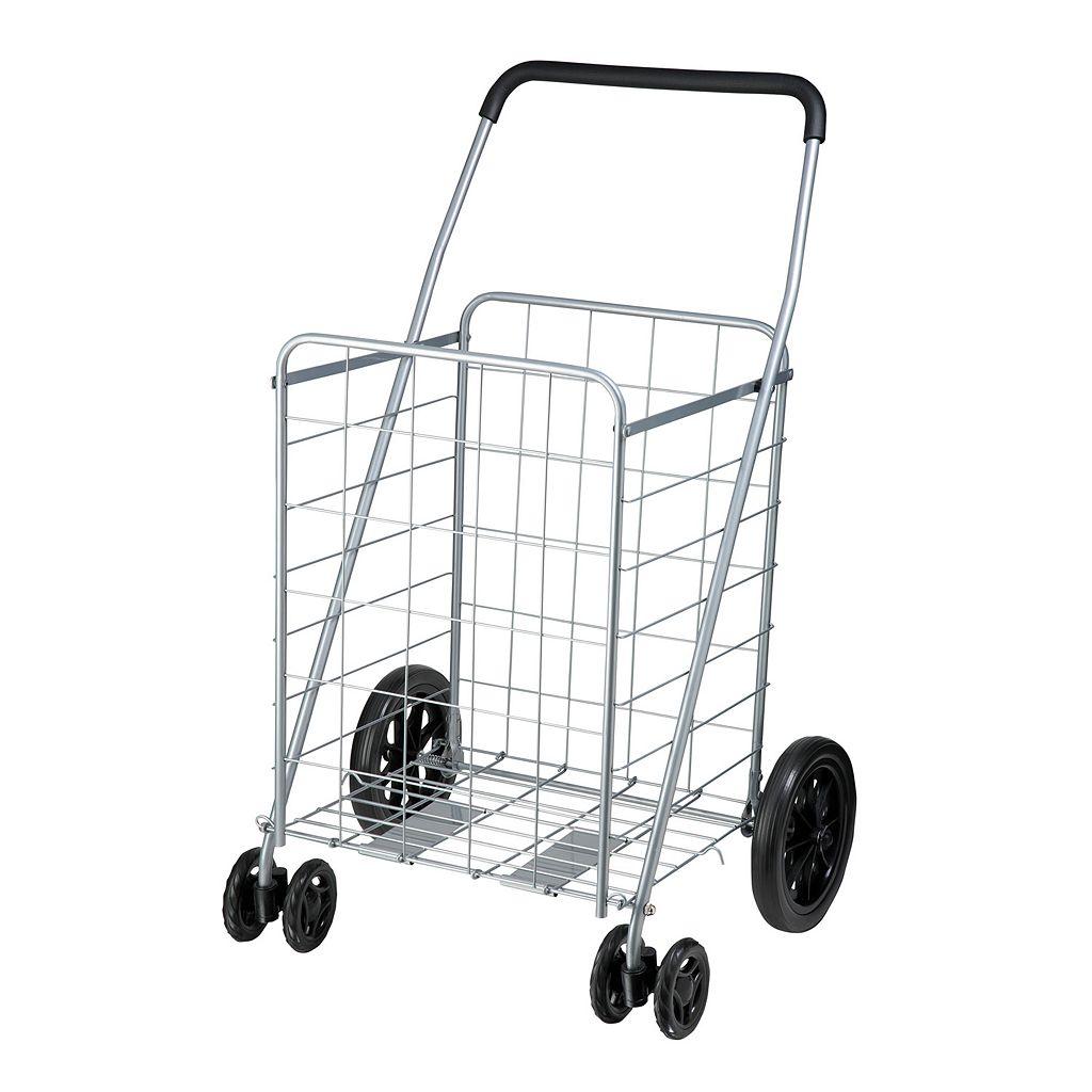 Honey-Can-Do Dual Wheel Utility Cart
