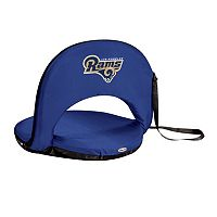 Picnic Time Los Angeles Rams Oniva Portable Chair