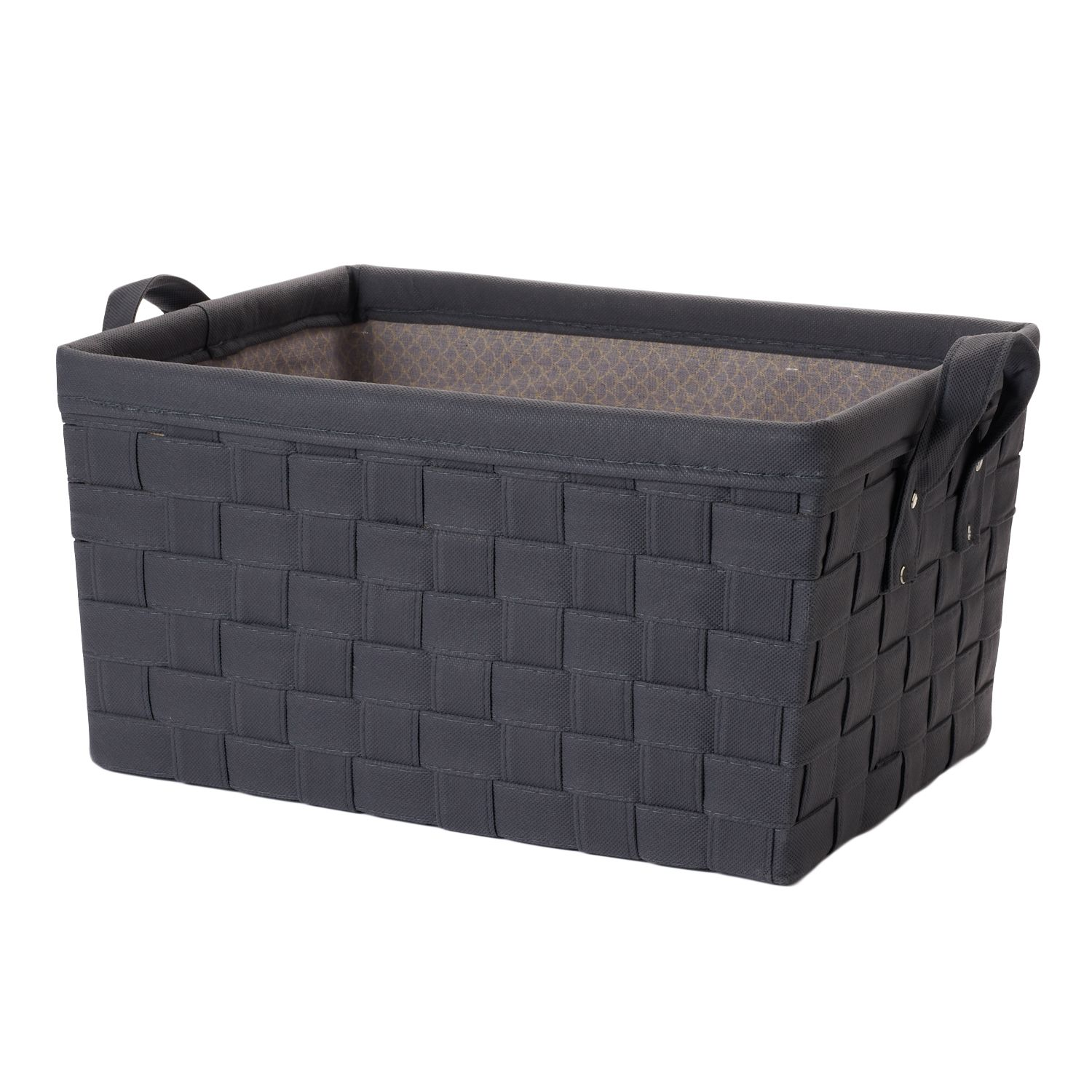 LOFT Essentials By Simple Concepts Large Non Woven Weave Storage Bin