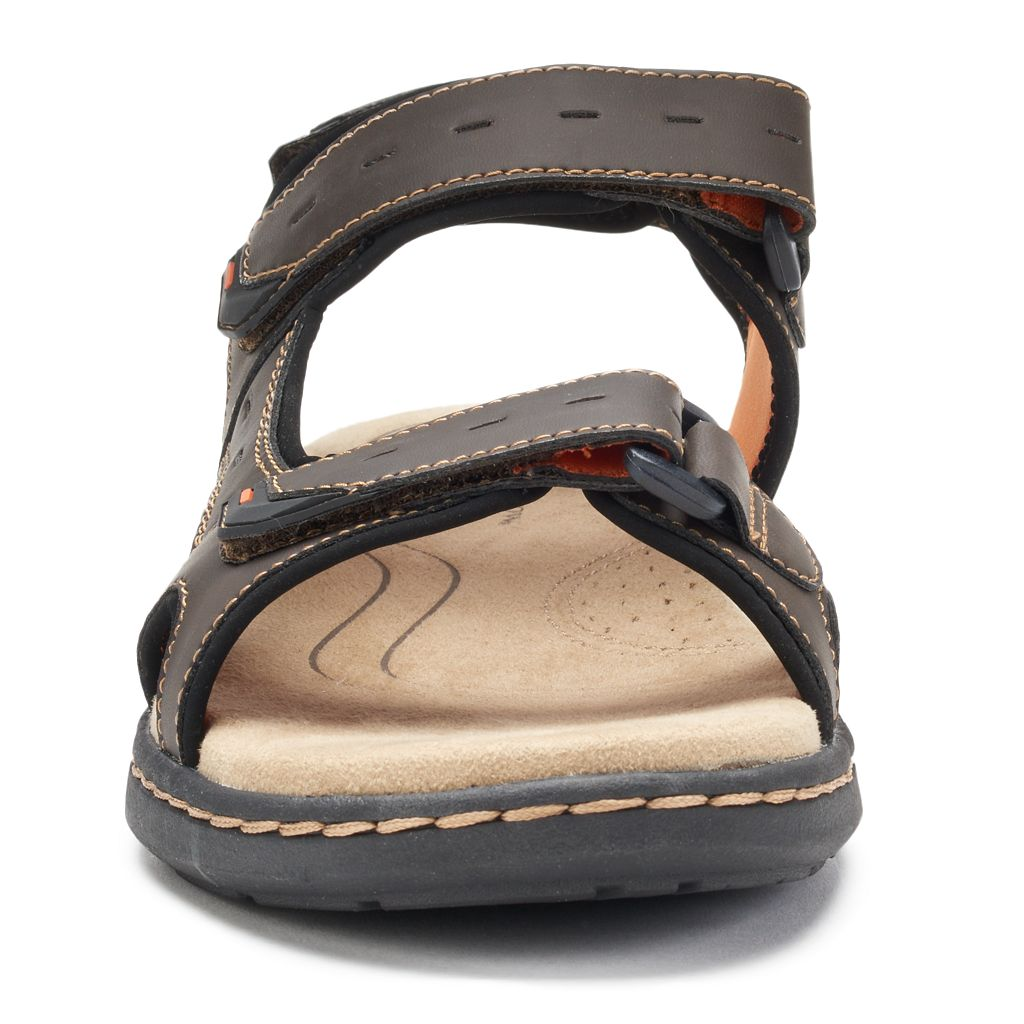 Croft & Barrow® Harbor Men's Ortholite River Sandals