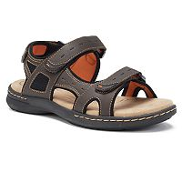 Croft & Barrow® Harbor Men's Ortholite River Sandals