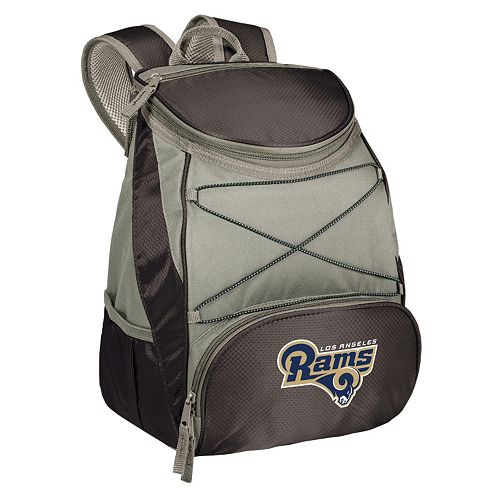 Picnic Time Los Angeles Rams PTX Backpack Cooler