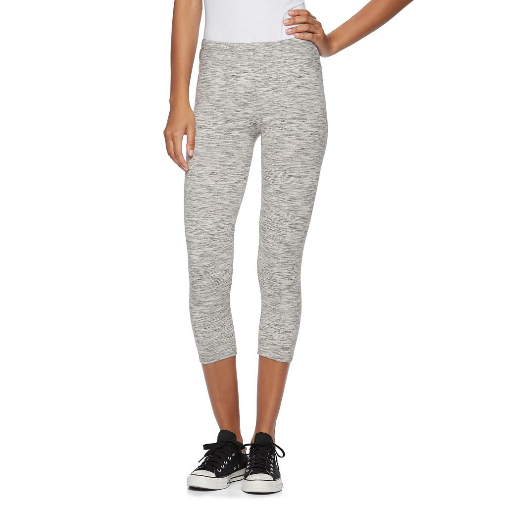 Juniors' SO® Capri Leggings