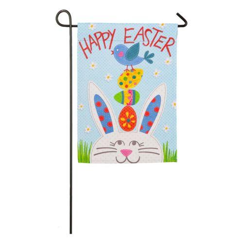 Evergreen Enterprises Happy Easter Indoor / Outdoor Garden Flag
