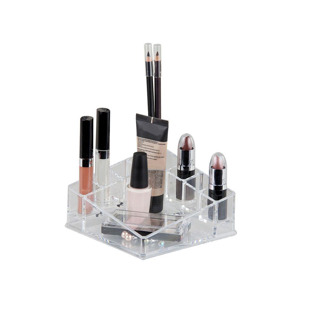 Home Basics Makeup Organizer