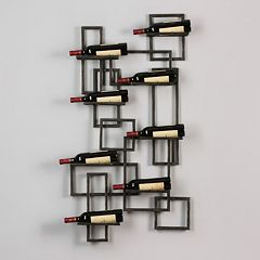 Scheldt Wine Rack Wall Decor