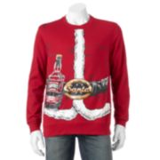 "Men's ""Old Saint Nick's Chill Ale"" Fleece Pullover"