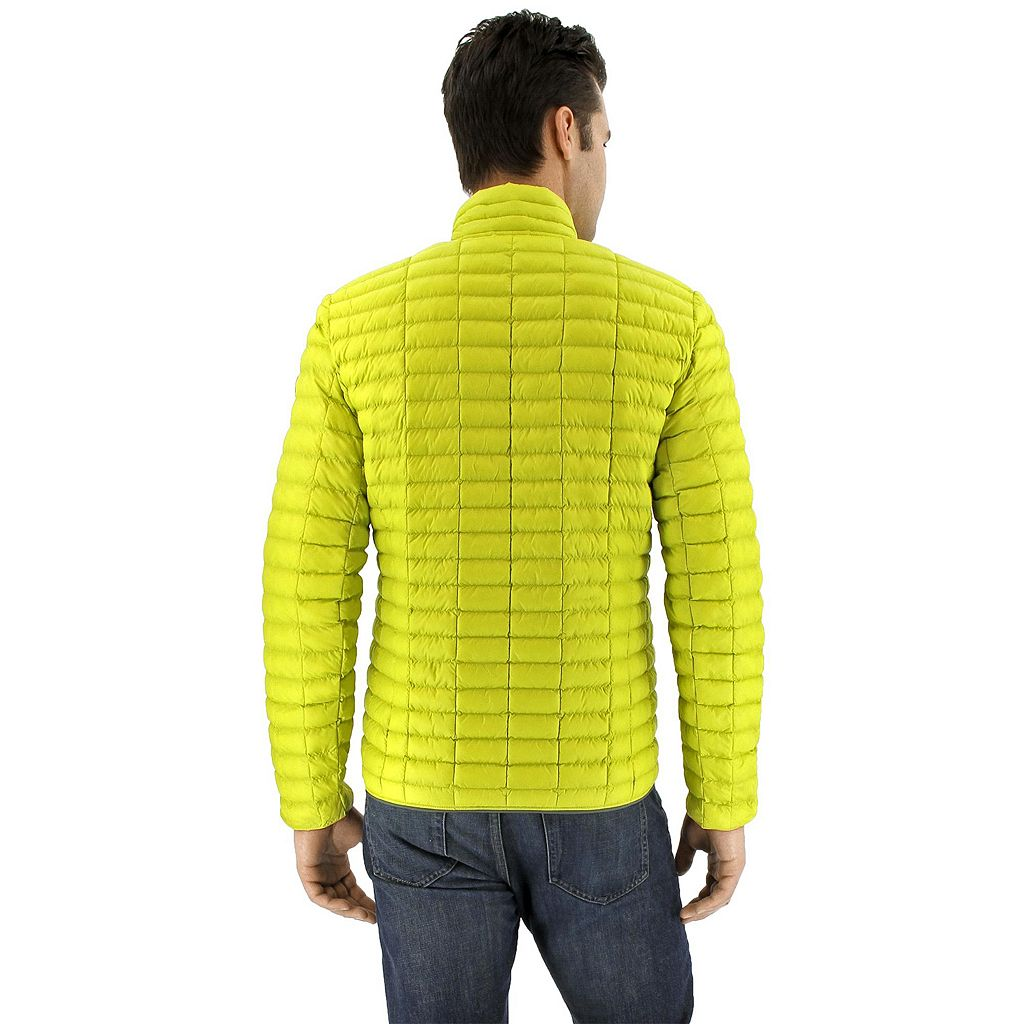 Men's adidas Flyloft Down Packable Ripstop Puffer Jacket