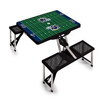 Picnic Time Los Angeles Rams Foldable Football Table