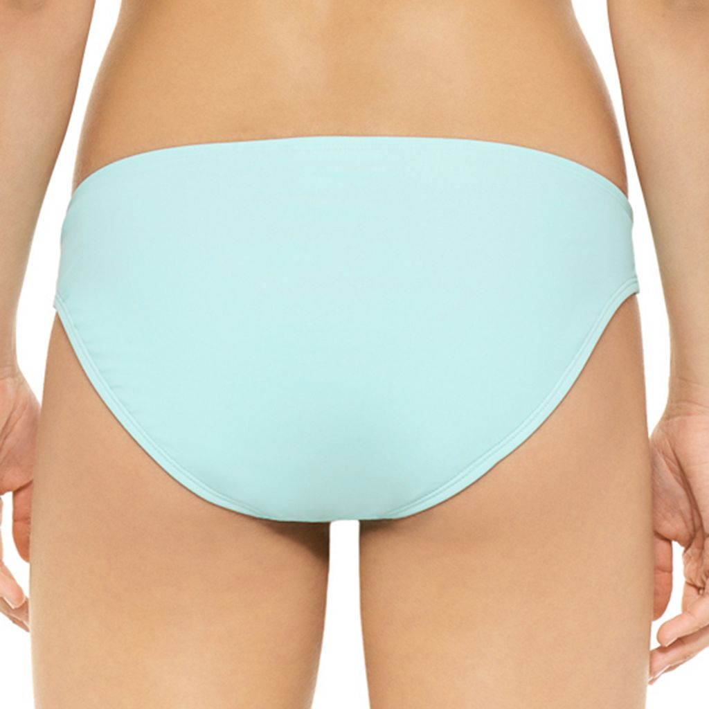 Juniors' Hot Water Strappy Hipster Bikini Bottoms