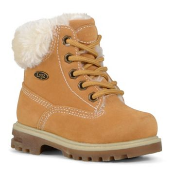 Lugz Empire Hi Faux-Fur Toddlers' Water-Resistant Boots