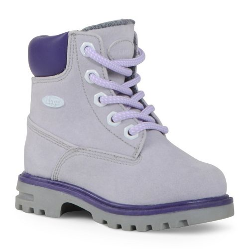 Lugz Empire Hi Toddler Girls' Water-Resistant Boots