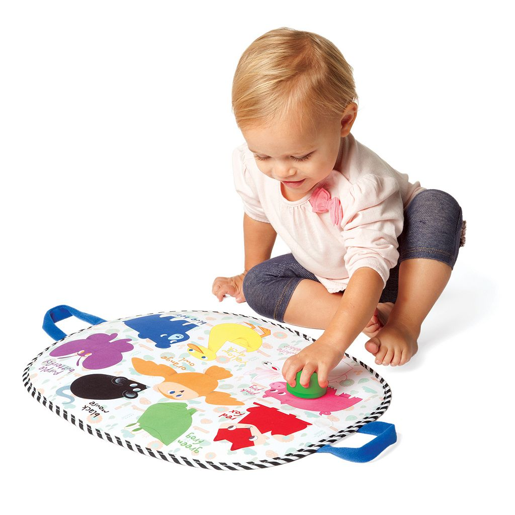 Color Park Playmat by Manhattan Toy