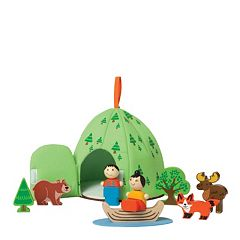 Forest Adventure Activity Toy by Manhattan Toy