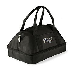 Picnic Time Los Angeles Rams Potluck Insulated Casserole Tote