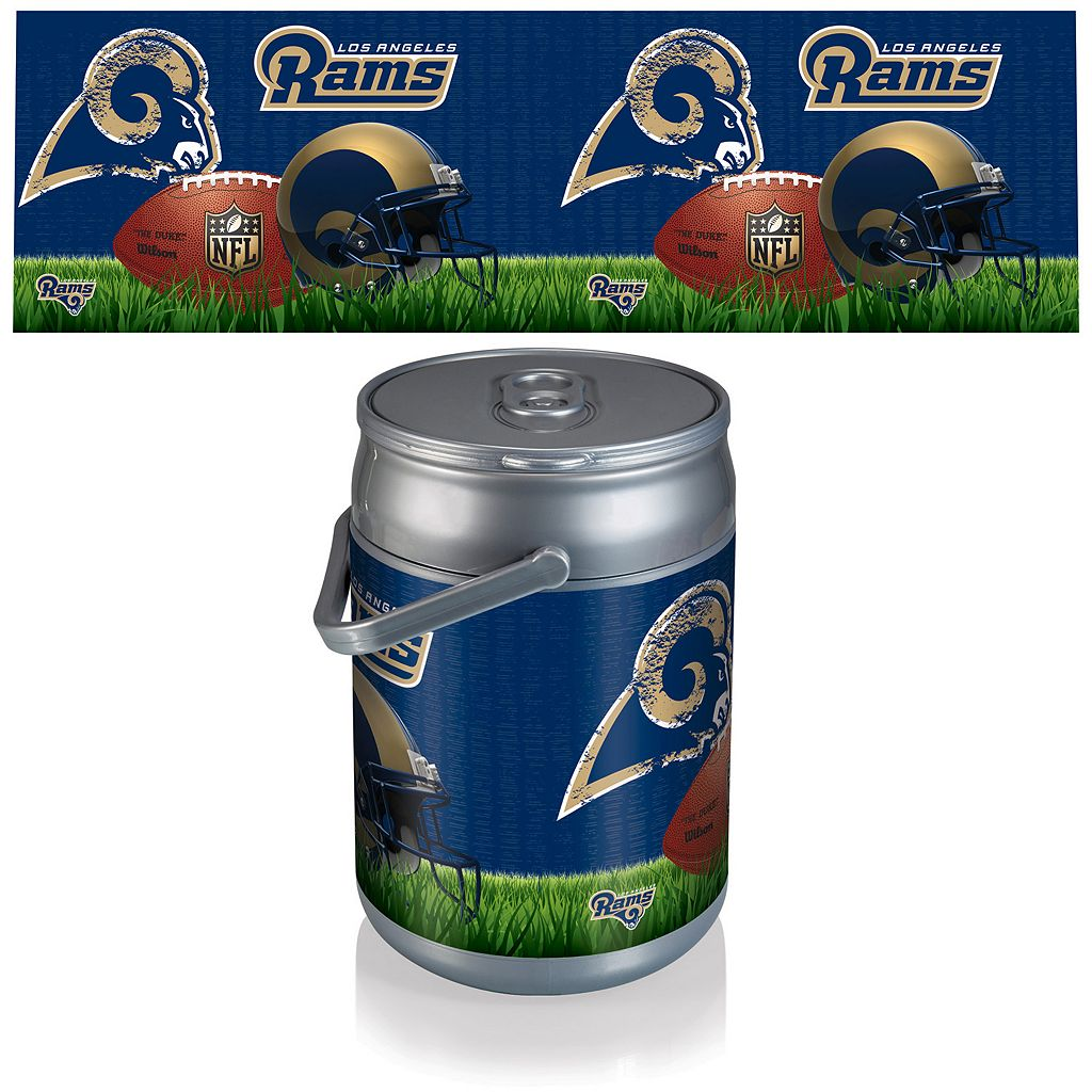 Picnic Time Los Angeles Rams Can Cooler