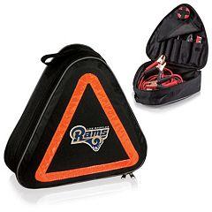 Picnic Time Los Angeles Rams Roadside Emergency Kit