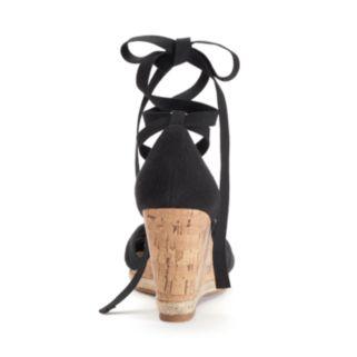 Apt. 9® Cheery Women's Wedge Sandals