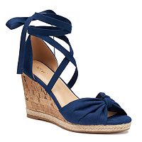 Apt. 9® Cheery Women's Wedge Sandals