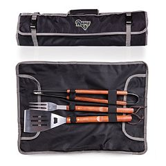 Picnic Time Los Angeles Rams 3-Piece Barbecue Tote Set