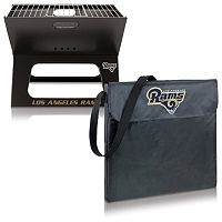 Picnic Time Los Angeles Rams Portable X-Grill