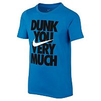 Boys 8-20 Nike Dunk You Very Much Tee