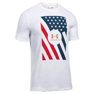 Men's Under Armour Rep The USA Tee