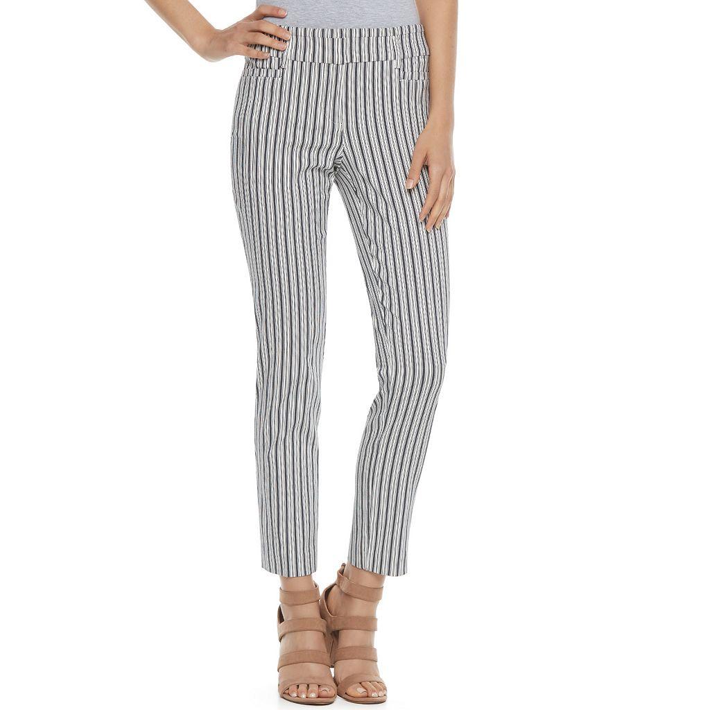 Juniors' Candie's® Audrey Ankle Pants
